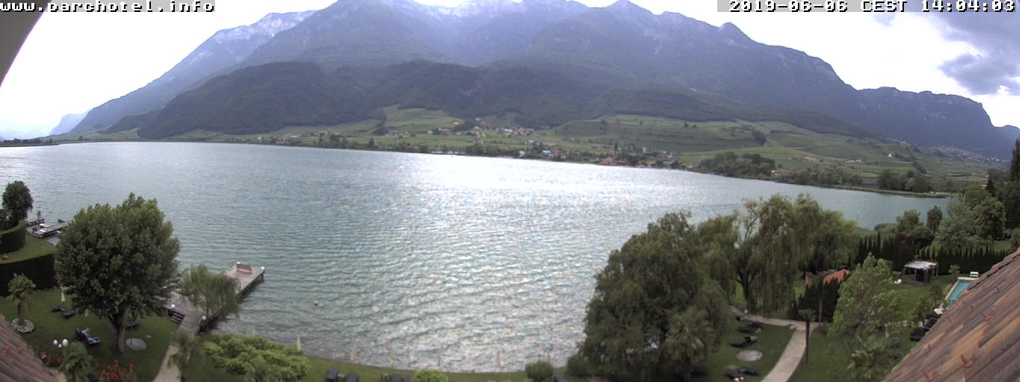 Webcam Kalterer See | Parc Hotel am See
